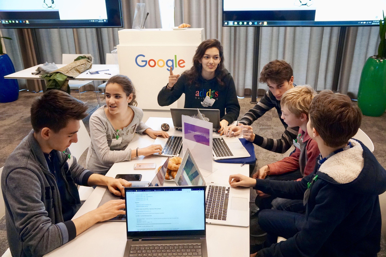 Meet MALTI REDEKER –  TechSpark 2019 Girls Coding Ambassador
